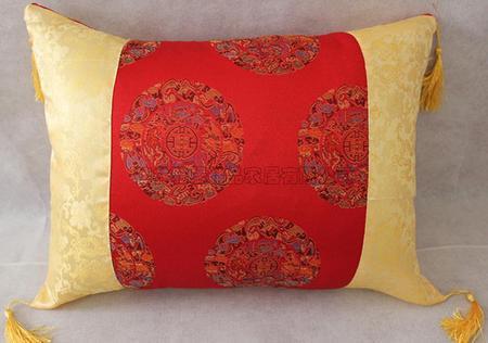 红木家具靠枕K-1